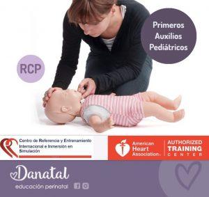 Primeros Auxilios infantiles @ Danatal | Guadalajara | Jalisco | Mexico
