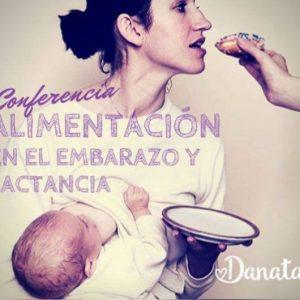 Taller de alimentación en el embarazo y lactancia @ Danatal Residencial Victoria