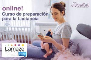 Curso de preparación para la Lactancia online @ Danatal | Guadalajara | Jalisco | México